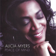 Alicia Myers: Peace of Mind CD