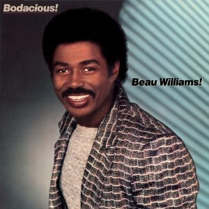 Beau Williams: Bodacious CD