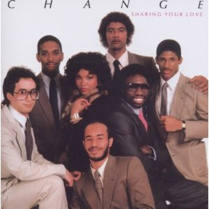 Change: Sharing Your Love CD