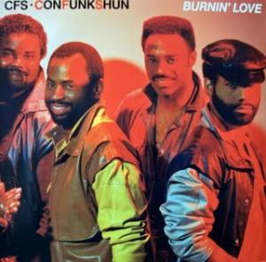 Con Funk Shun: Burnin' Love