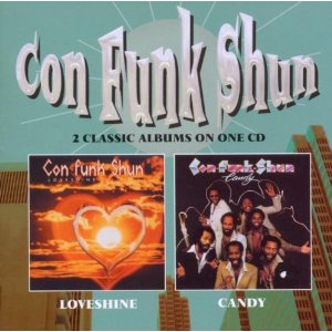 Con Funk Shun: Loveshine / Candy CD