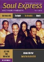Soul Express Magazine Cover
