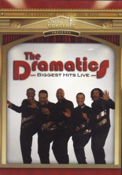 The Dramatics - Shake It Well / Spaced Out Over You