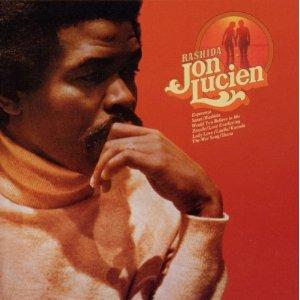 Jon Lucien: Rashida CD
