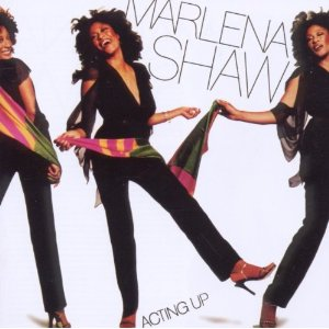 Marlena Shaw: Acting up CD