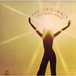 The Originals: California Sunset CD