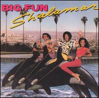 Shalamar: Big Fun