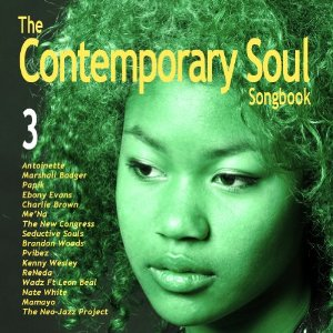 Contemporary Soul Songbook Vol 3 CD
